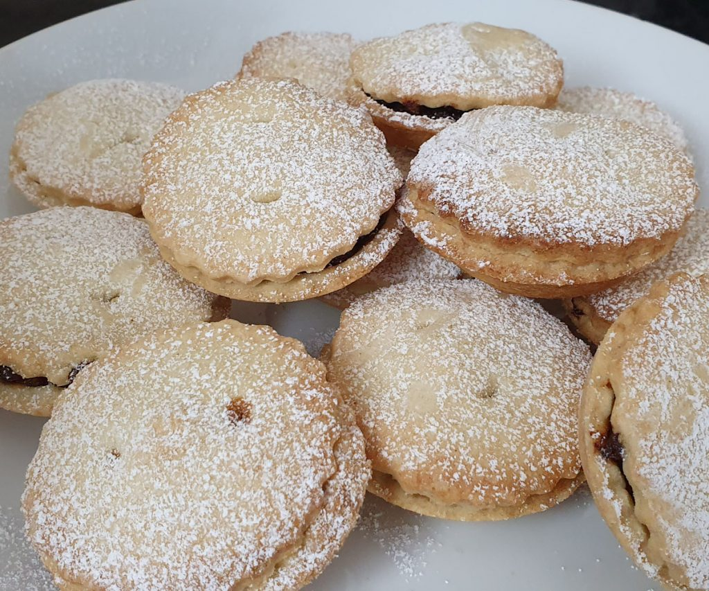 How to make vegan mince pies