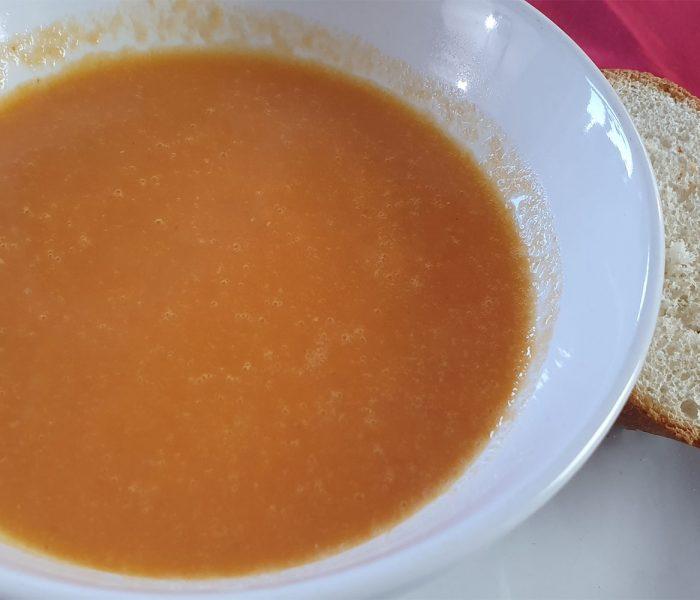Quick & Easy Christmas Starter – Tomato Soup